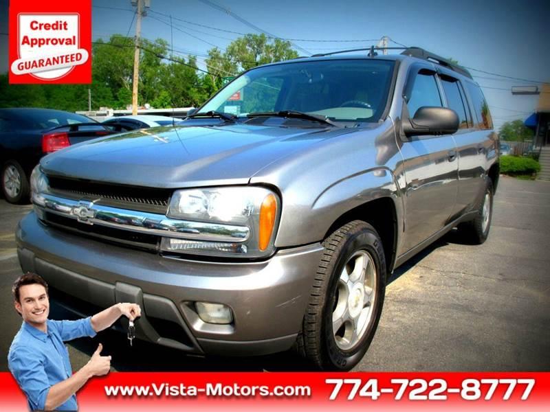 2006 Chevrolet Trailblazer For Sale In Massachusetts