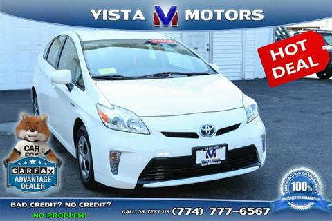 2013 Toyota Prius for sale in West Bridgewater, MA