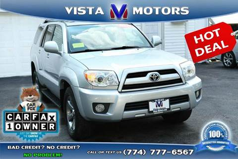 2009 Toyota 4Runner for sale in West Bridgewater, MA