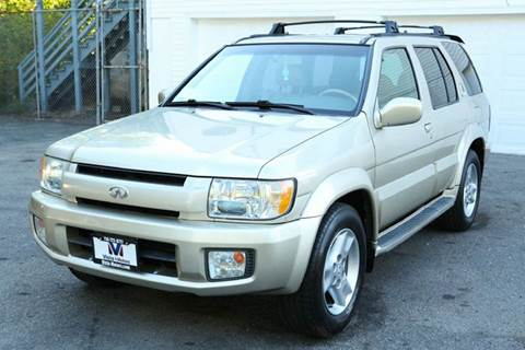 2001 Infiniti QX4
