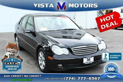 2007 Mercedes Benz C Class For Sale Springfield Mo