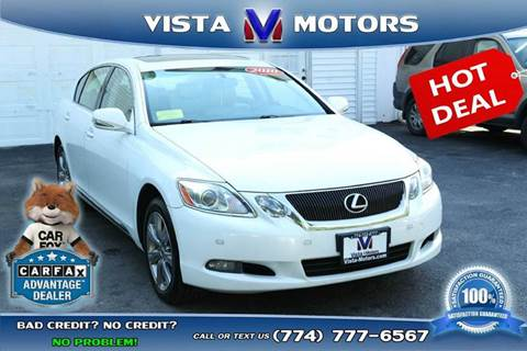 2010 Lexus GS 350 for sale in West Bridgewater, MA