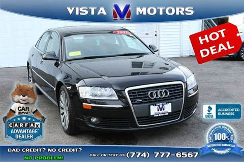 2007 Audi A8 For Sale