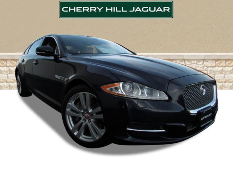 xjl series motor trend reviews and rating xj jaguar cars view interior rear