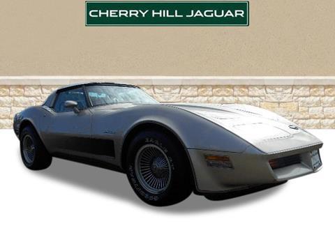 1982 Chevrolet Corvette for sale in Cherry Hill, NJ