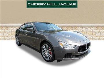 2016 Maserati Ghibli for sale in Cherry Hill, NJ