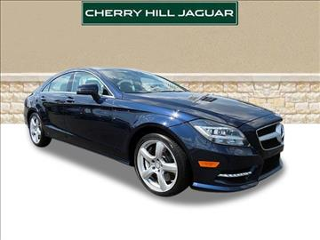 2013 Mercedes-Benz CLS for sale in Cherry Hill, NJ