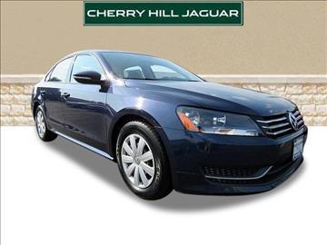 2012 Volkswagen Passat for sale in Cherry Hill, NJ
