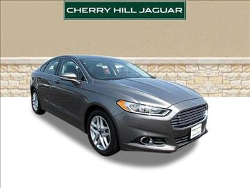 2014 Ford Fusion for sale in Cherry Hill, NJ