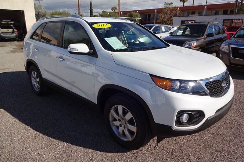 2012 kia sorento lx 4dr suv i4 gdi in tucson az clyde wanslee auto sales inc. Black Bedroom Furniture Sets. Home Design Ideas