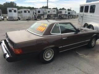 1982 Mercedes-Benz 380-Class for sale in Fountain Inn, SC
