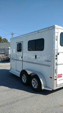 2017 Sundowner Charter 2 horse for sale in Fountain Inn, SC