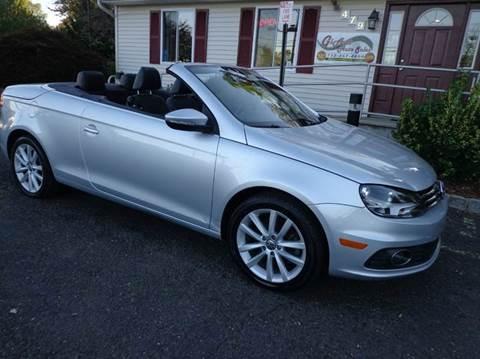 2012 Volkswagen Eos for sale in Aberdeen, NJ