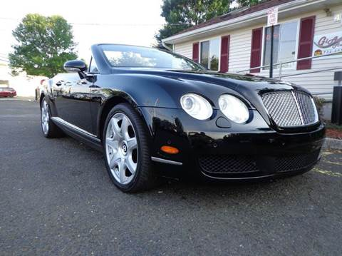 2008 Bentley Continental GTC for sale in Aberdeen, NJ