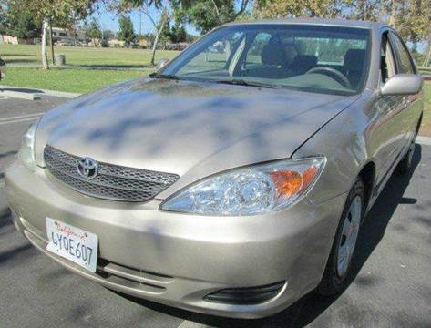 2002 Toyota Camry for sale in Costa Mesa, CA
