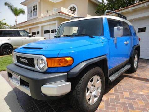 2008 Toyota FJ Cruiser for sale in Costa Mesa, CA