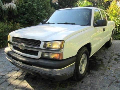 2004 Chevrolet Silverado 1500 for sale in Costa Mesa, CA