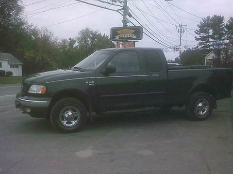 2002 Ford F-150 for sale in East Greenbu, NY