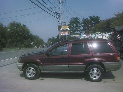 2000 Jeep Grand Cherokee for sale in East Greenbu, NY