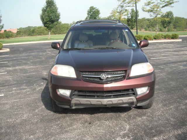 2001 Acura MDX