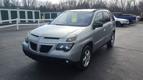 2003 Pontiac Aztek for sale in Racine, WI