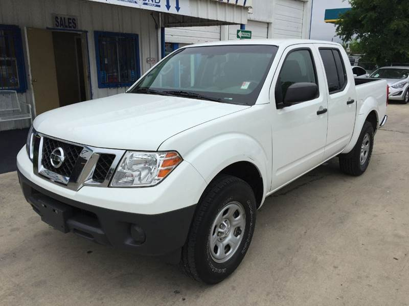 Nissan Frontier Pro 4x Gas Mileage Review 2016 Nissan