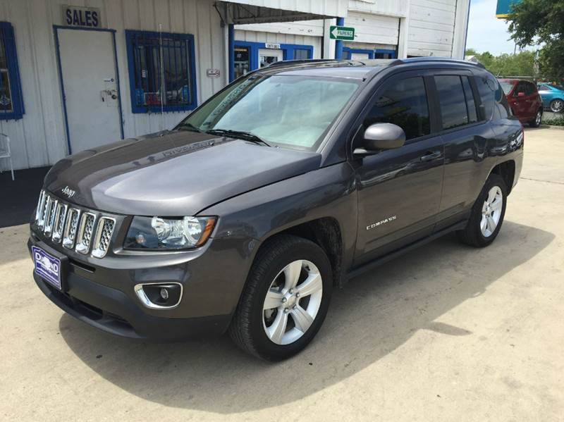 2015 jeep compass high altitude edition 4dr suv in san antonio tx diamond automotive group. Black Bedroom Furniture Sets. Home Design Ideas