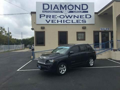 2014 Jeep Compass for sale in San Antonio, TX
