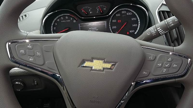 2017 Chevrolet Cruze LT Auto 4dr Hatchback - Cambridge NE