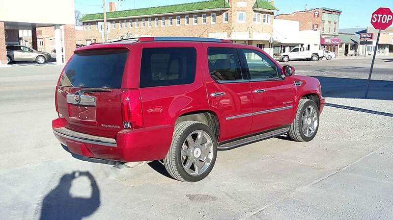 2013 Cadillac Escalade AWD Luxury 4dr SUV - Cambridge NE