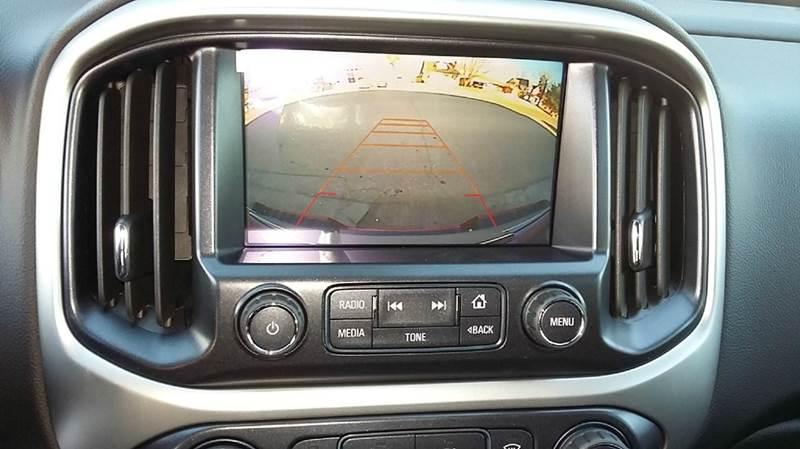 2017 Chevrolet Colorado 4x4 LT 4dr Crew Cab 5 ft. SB - Cambridge NE
