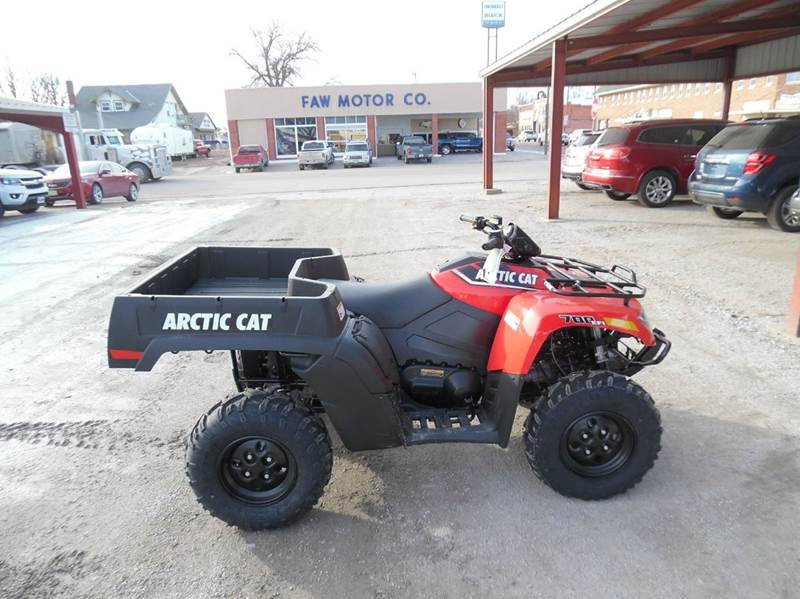 2016 Arctic Cat 700 TBX  - Cambridge NE