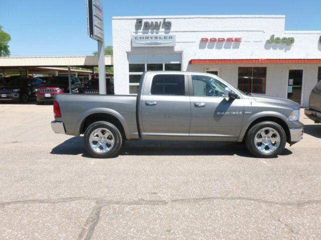2012 RAM Ram Pickup 1500 4x4 Laramie 4dr Crew Cab 5.5 ft. SB Pickup - Cambridge NE