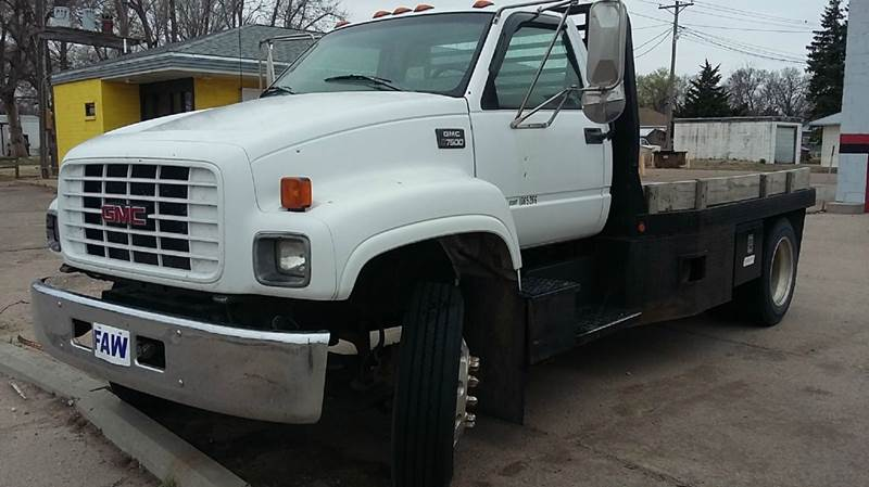 1999 GMC C7500  - Cambridge NE