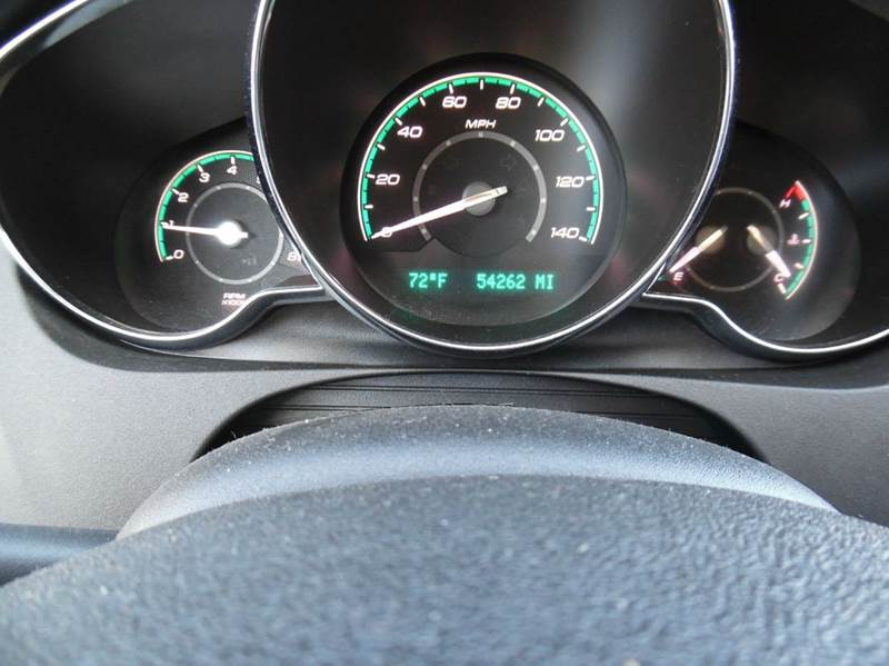 2012 Chevrolet Malibu LT 4dr Sedan w/1LT - Cambridge NE