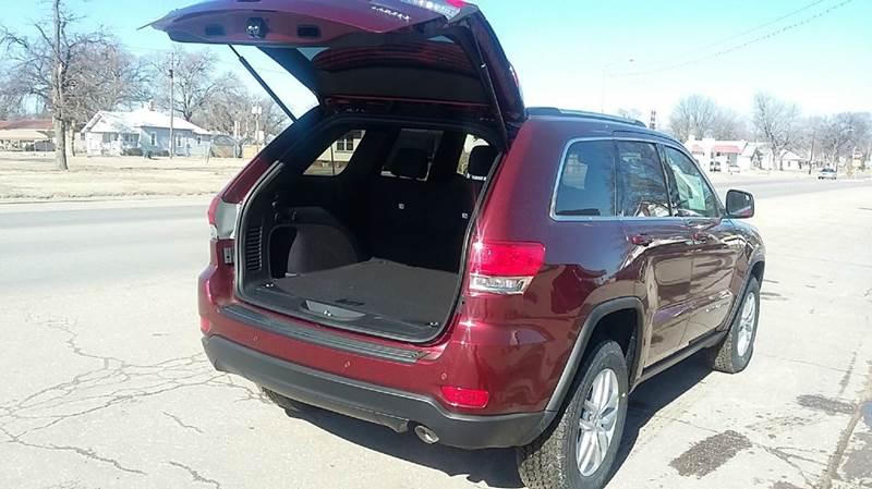 2017 Jeep Grand Cherokee 4x4 Laredo 4dr SUV - Cambridge NE