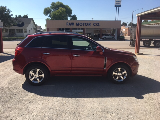 2013 Chevrolet Captiva Sport LT 4dr SUV - Cambridge NE