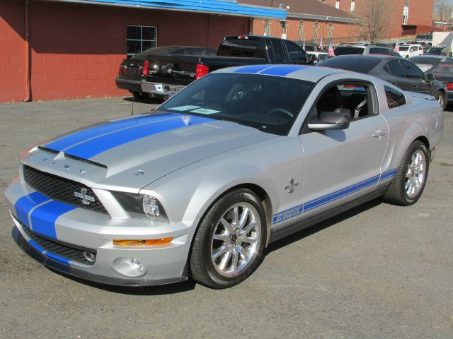 2009 Ford Shelby GT500