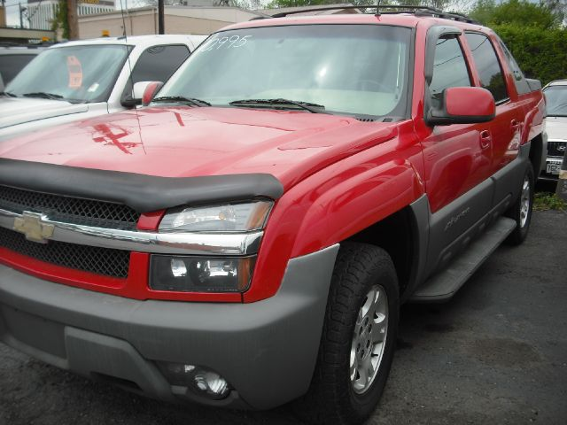 2002 Chevrolet Avalanche 4WD-CALL 303-437-6968