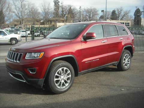 2014 Jeep Grand Cherokee for sale in Englewood, CO
