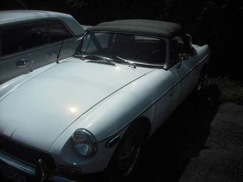 1971 MG MGB for sale in Englewood, CO