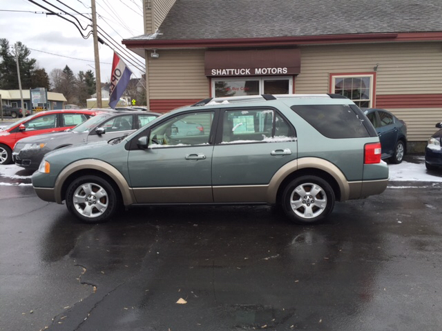 2005 ford freestyle sel 4dr wagon in newport vt shattuck