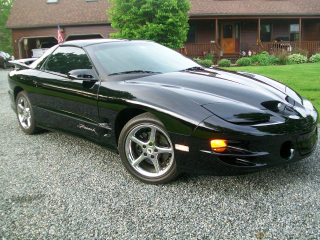 2002 Pontiac Trans Am Firehawk For Sale In Newport