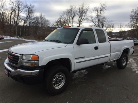 Used gmc sierra 2500 for sale vermont for Kipo motors used cars