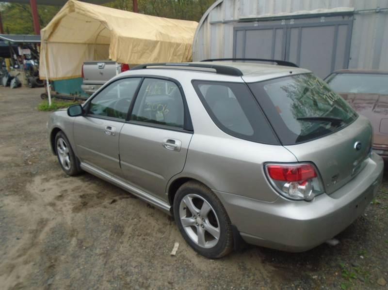 2006 Subaru Impreza AWD Outback Sport 4dr Wagon (2.5L H4 4A) - Morganville NJ