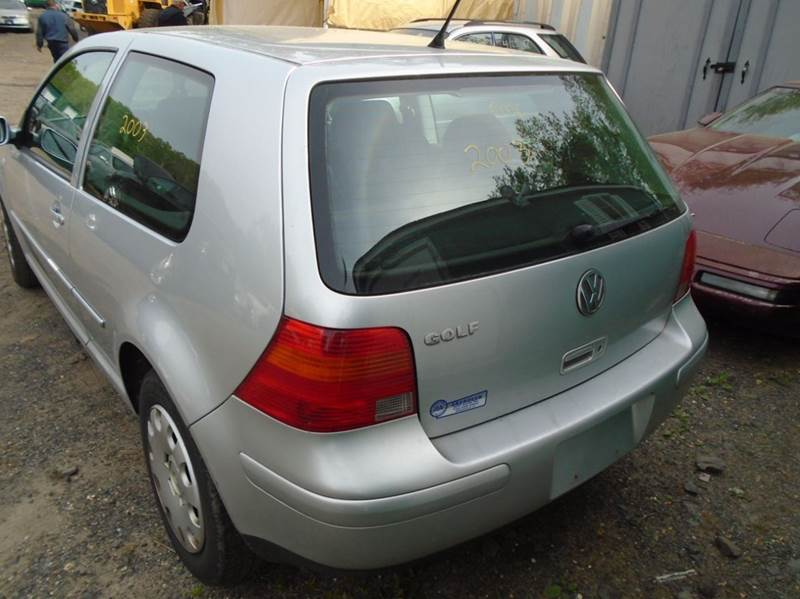 2004 Volkswagen Golf GL 2dr Hatchback - Morganville NJ