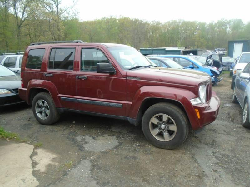 2008 Jeep Liberty 4x4 Sport 4dr SUV - Morganville NJ