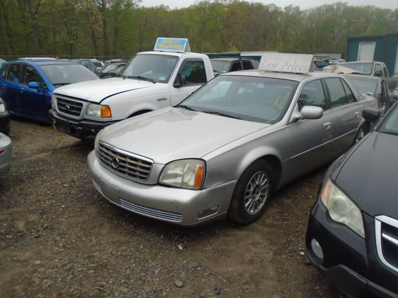 2005 Cadillac DeVille  - Morganville NJ