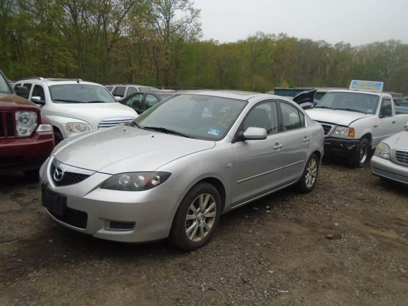 2008 Mazda MAZDA3 i Sport 4dr Sedan 4A - Morganville NJ