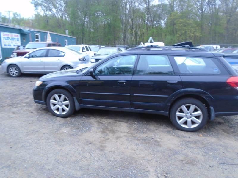 2008 Subaru Outback AWD 2.5i Limited 4dr Wagon 4A - Morganville NJ